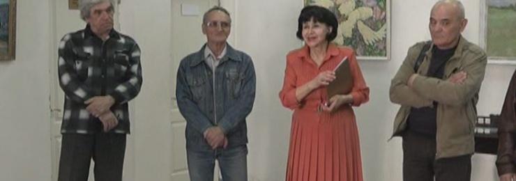 3 апреля в Измаильской картинной галерее состоялось открытие традиционной выставки художников Бессарабии «Благовест»
