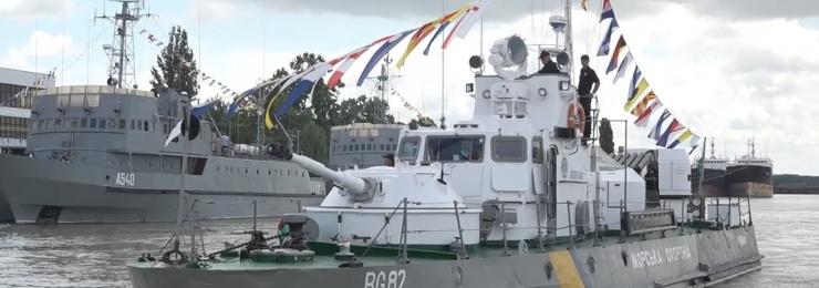 30 червня в Ізмаїлі грандіозно та масштабно відзначили День працівників морського та річкового флоту