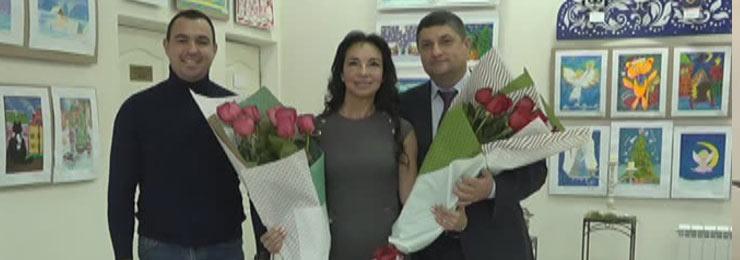 21 декабря свой День рождения отмечает директор Областного центра эстетического воспитания Ирина Игоревна Федорова