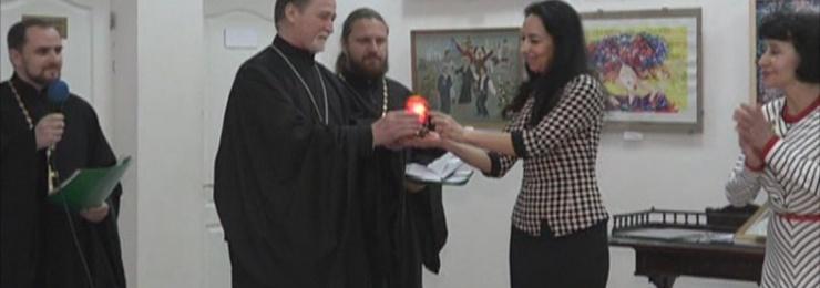 7 апреля в Измаильском картинной галерее открылась традиционная региональная выставка «Благовест»