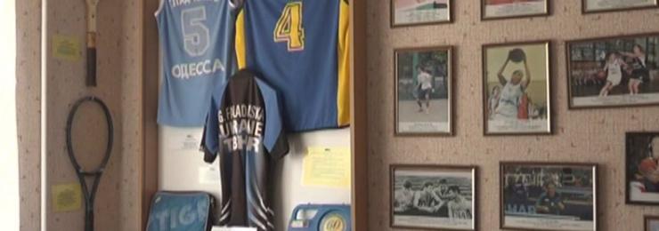 Вже більше двох років в Ізмаїлі на базі спортивно-оздоровчого центру міського відділу освіти успішно функціонує Музей спортивної слави