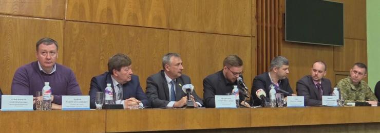 11 березня у великій залі виконкому відбулося виїзне засідання постійної комісії обласної ради з питань транспорту, зв'язку та морегосподарського комплексу