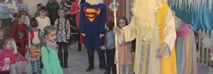17 декабря в Дворце культуры имени Т.Г. Шевченко прошел детский праздник, посвященный Дню Святого Николая