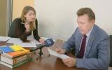 С надеждой на справедливость: народный депутат Украины Сергей Кивалов провел очередной прием граждан