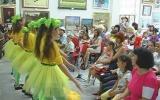 """Открытие региональной детской выставки """"Мир глазами детей"""""""