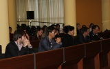 "Научно - практический семинар Дискуссионно - аналитического клуба ""Право и цивилизация"""
