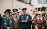 В Одессе возложили цветы к памятнику «Спасенное детство»