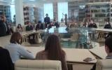 """Торжественное заседание ДАК """"Право и цивилизация"""", посвященное годовщине существования клуба"""