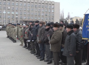 Ко Дню чествования участников боевых действий на территории других государств и годовщины вывода войск из Афганистана в Измаиле прошел митинг памяти