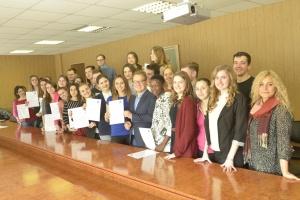 В рамках сотрудничества с Институтом Европы Цюрихского Университета был организован интенсивный учебный курс по праву Европейского Союза и европейской интеграции