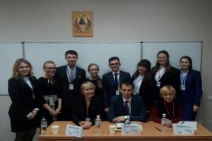 11-12 марта на базе Украинского католического университета прошел Национальный раунд ХХХІХ Судебных соревнований по международному публичному праву им. Б. Телдерса