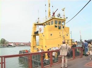 28 апреля во Измаильском порту состоялось освящение буксира «Портовый-8», который начал работу после капитального ремонта