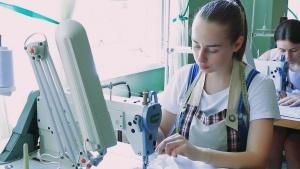 Объединённое высшее профессионально-техническое училище сферы услуг Национального университета «Одесская юридическая академия» отмечает 75-летие