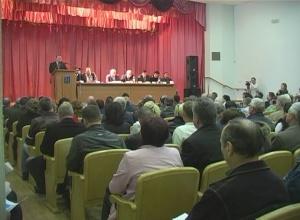 Расширенное заседание Президиума Центрального Совета Профсоюза работников морского транспорта Украины
