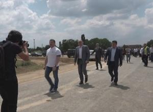 16 травня місто Рені відвідав голова Одеської облдержадміністрації Максим Степанов