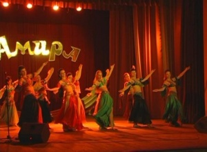 """Фестиваль восточного танца  """"Амира"""""""