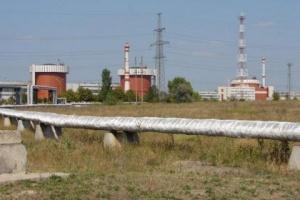 Южно-Украинская атомная станция с сегодняшнего дня не работает