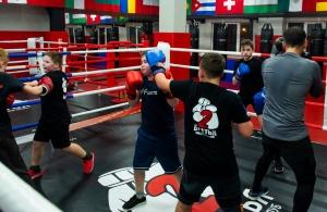 Новый боксёрский клуб «Братья-2» распахнул свои двери для любителей и профессионалов