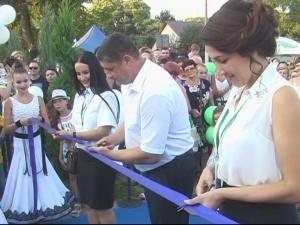 """В Измаиле открылась первая очередь спортивно-развлекательного центра """"Dream life"""""""