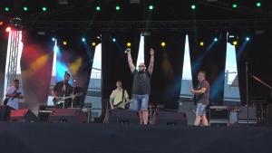 28-29 червня пройшов 5 Міжнародний рок-фестиваль «Дунайська Січ»