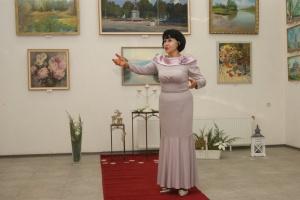 11 декабря масштабно и торжественно свой юбилей отметила основательница Измаильской картинной галереи и Измаильской студии телевидения Людмила Николаевна Евдокимова