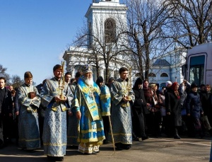 В Измаиле пройдёт традиционный Крестный ход в день Фёдоровской иконы Божией Матери
