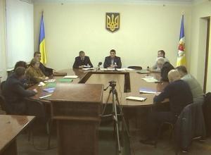 15 ноября состоялось заседание исполнительного комитета Измаильского городского совета