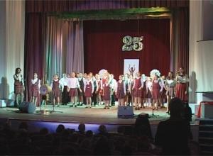 11 ноября во Дворце культуры им. Т. Шевченко состоялся юбилейный концерт, посвященный 25-летию основания Измаильского политехнического лицея