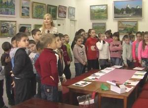 12 ноября на базе Измаильской картинной галереи прошел мастер-класс «Растительные символы Болгарии и Украины»