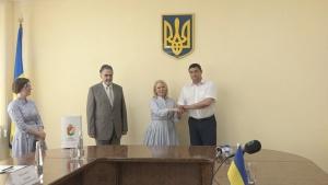 15 червня Ізмаїл відвідала Генеральний консул Греції в Одесі Деспіна Кукулопулу