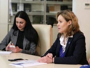 Наталия Королевская: Женская делегация должна быть обязательно включена в реализацию Минского процесса