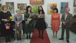 4 березня в Ізмаїльській картинній галереї відбулося відкриття 24-ї традиційної регіональної виставки «Краса, створена жінкою»