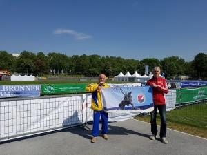 6 травня в Німеччині відбувся відкритий чемпіонат з марафону, в якому взяв участь наш земляк Георгій Мітєв