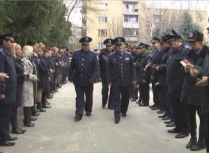 20 декабря  - день работника милиции