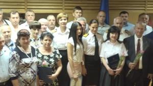 Напередодні професійного Дня працівників морського та річкового флоту України відбулося урочисте нагородження працівників Українського Дунайського пароплавства