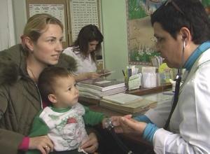 интервью с заведующей педиатрическим отделением детской поликлиники Любовью Молдаван на счет профилактики гриппа у детей