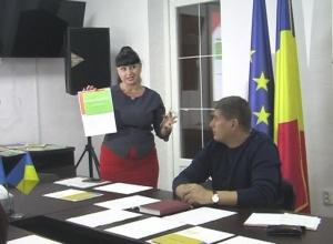 6 октября в Информационном Центре Румынии на базе ИГГУ состоялось торжественное открытие курсов румынского языка для начинающих