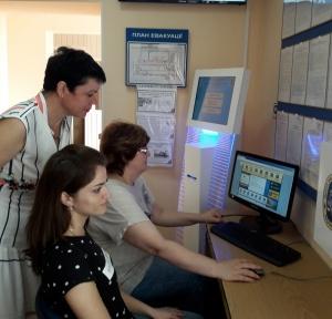 В Центрах обслуживания плательщиков проходят тренинги.