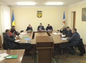 10 ноября состоялось заседание исполнительного комитета Измаильского городского совета