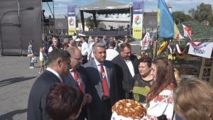 В Ізмаїлі масштабно  пройшов етнічний фестиваль мистецтв «Бессарабська Тантелла», приурочений до Дня міста