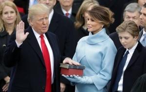 Дональд Трамп стал 45 американским президентом