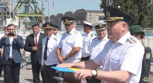 2 липня Ізмаїл відвідав голова Державної прикордонної служби України Петро Цигикал