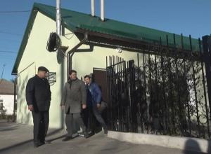 30 октября народный депутат Украины Александр Урбанский и городской голова Андрей Абрамченко проинспектировали объекты строительства в Измаиле
