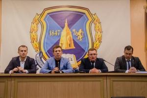 Одессу посетил заместитель главы МВД